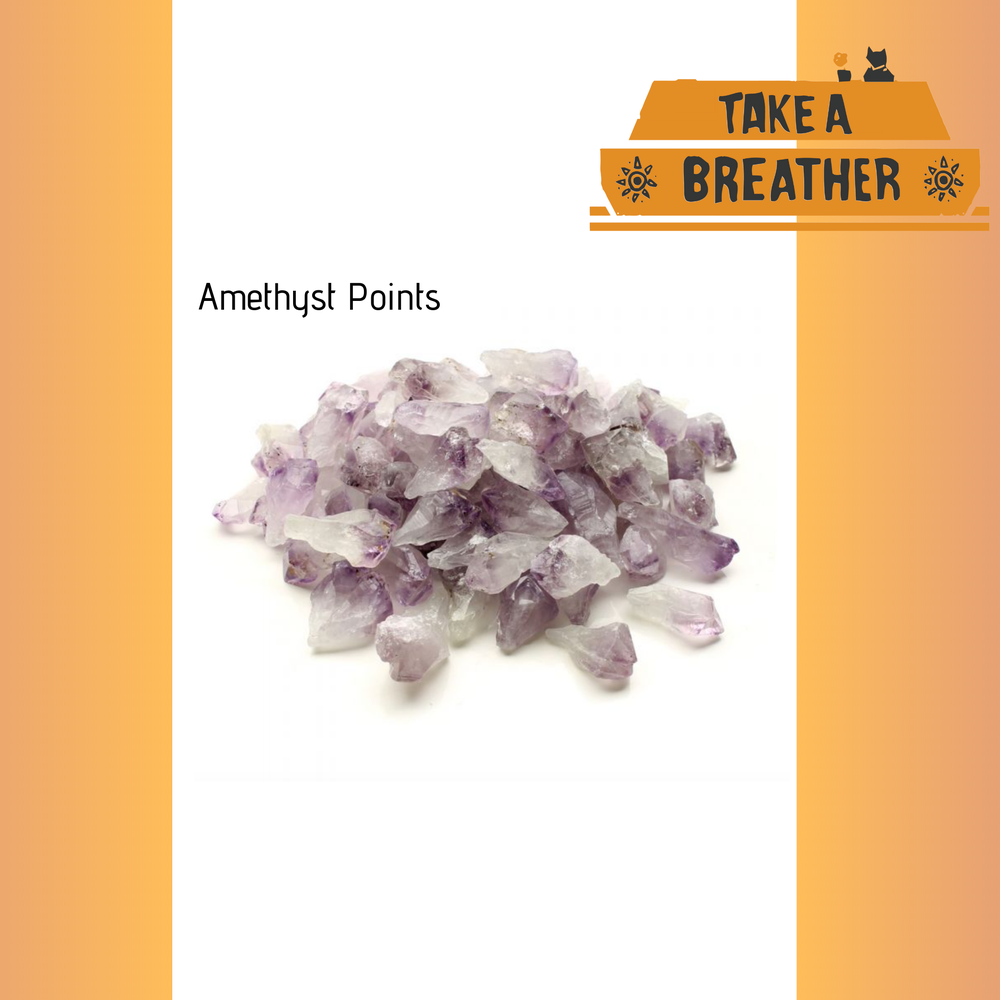 Image of Amethyst Points