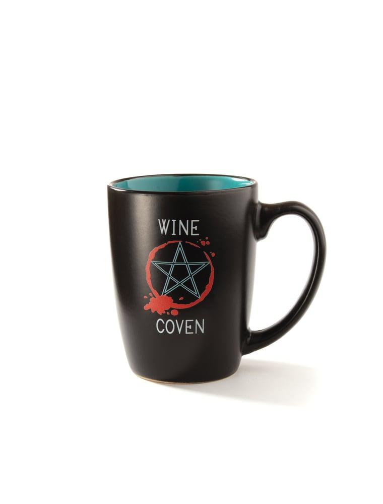 Image of Wine Coven Mug