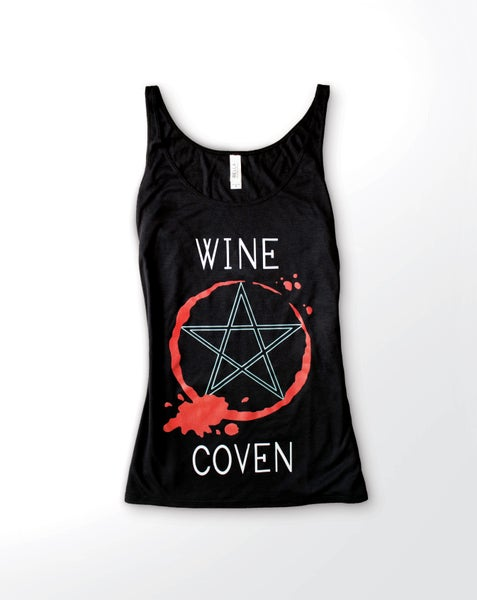 Image of Wine Coven Tank Top