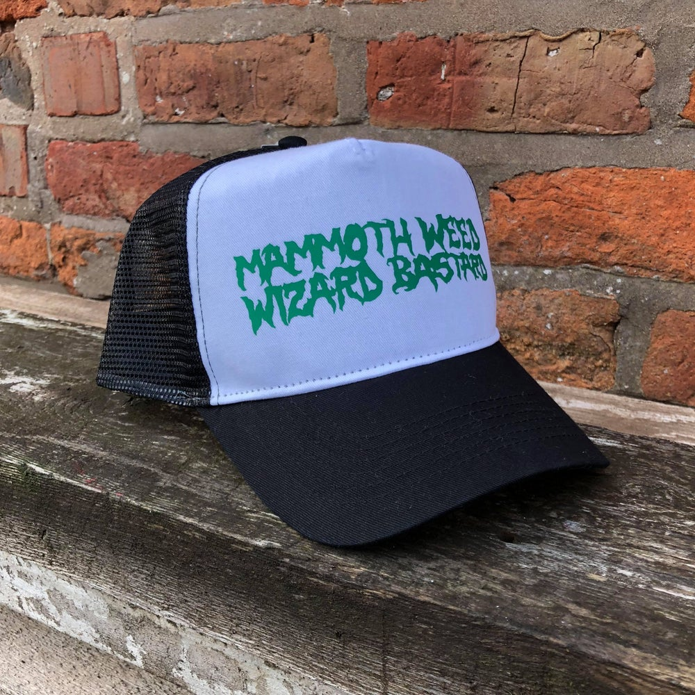 Image of MWWB Snap Back Trucker Cap