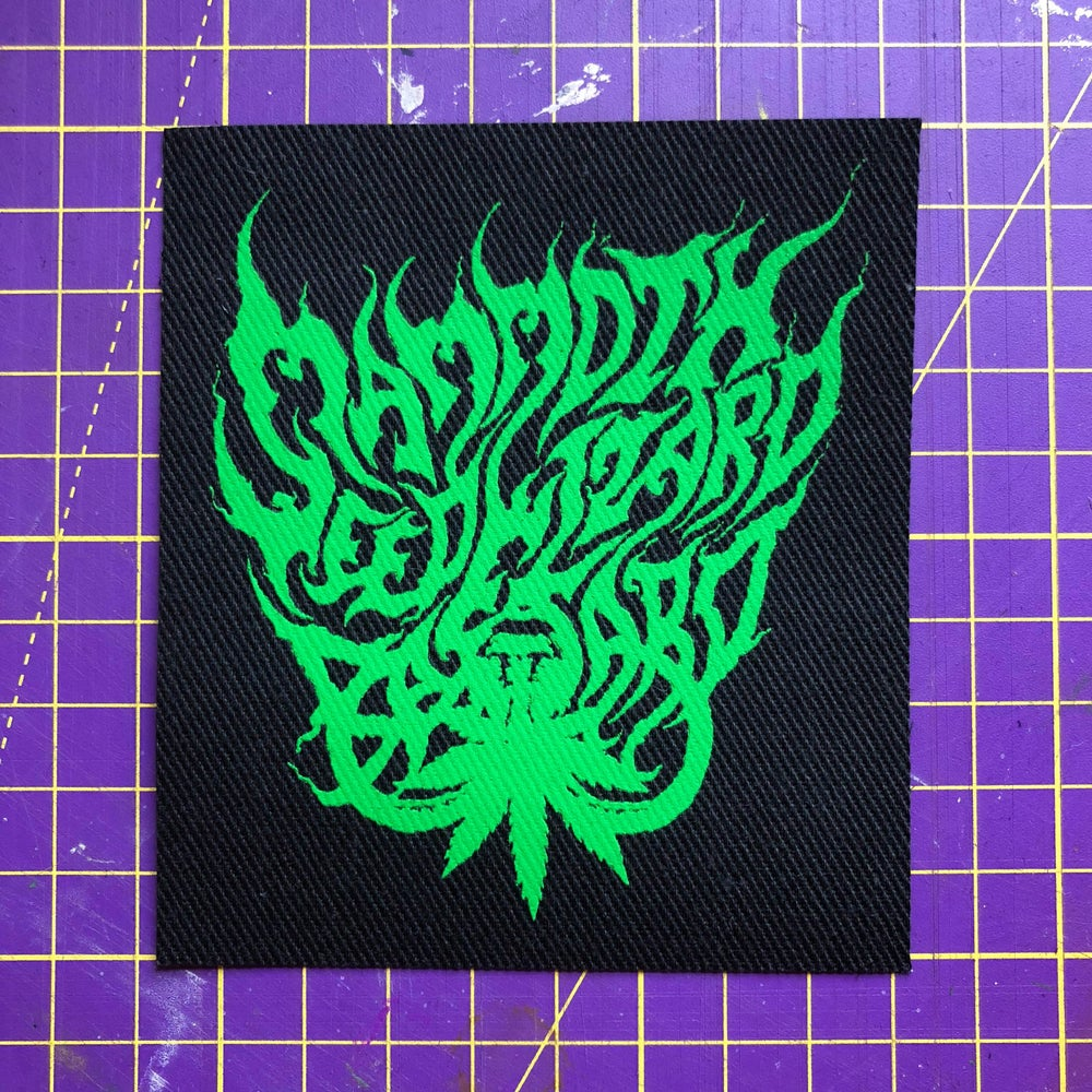 Image of Orginal Classic Logo Printed Patch