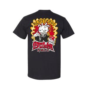 Image of Smokin' Ouija Macc - Black shirt