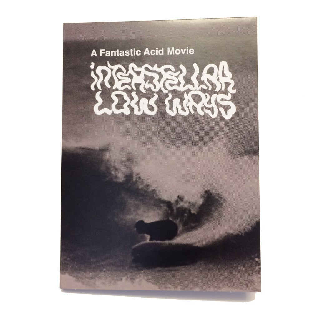 Image of Interstellar Low Ways DVD