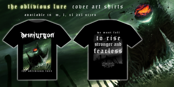 Image of THE OBLIVIOUS LURE SHIRT