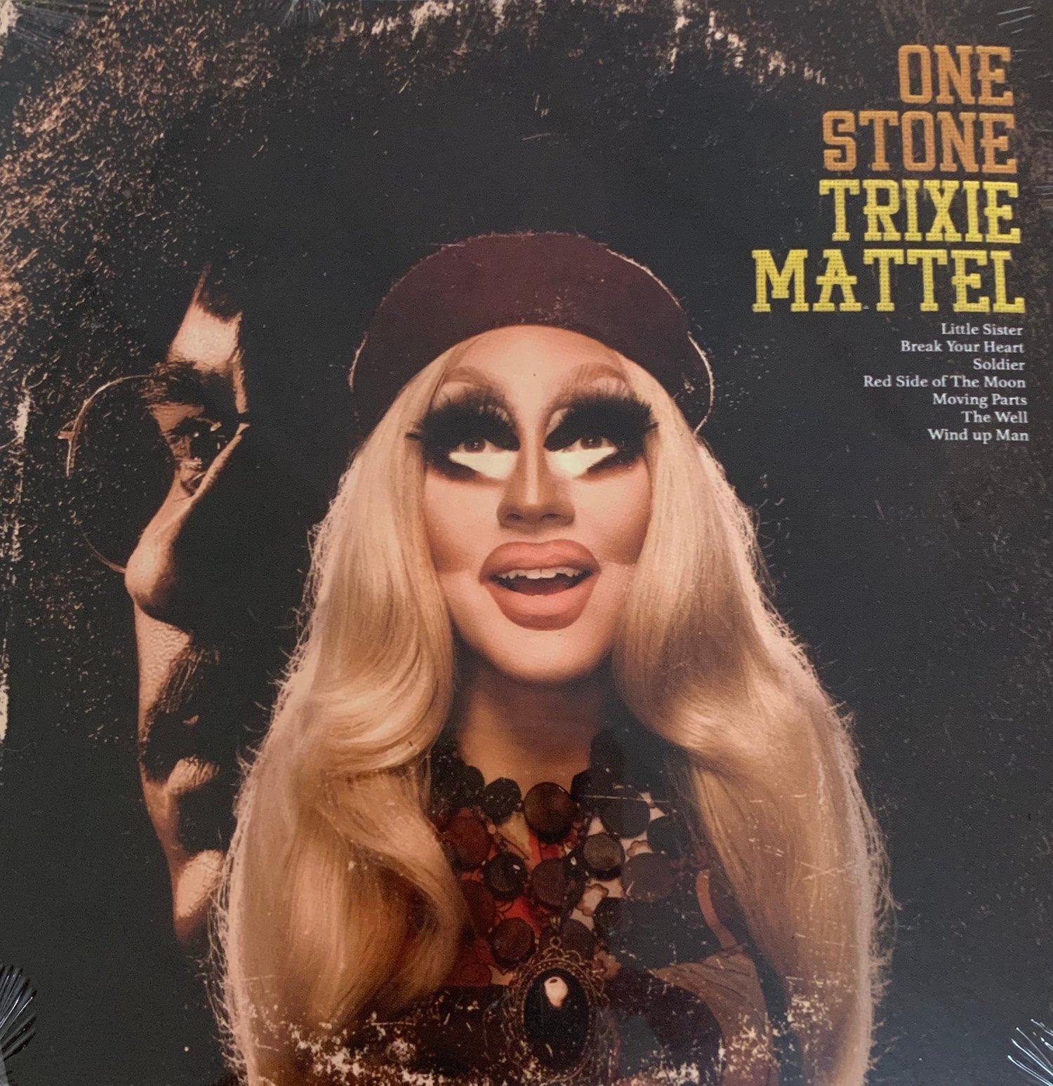 Image of Trixie Mattel One Stone CD