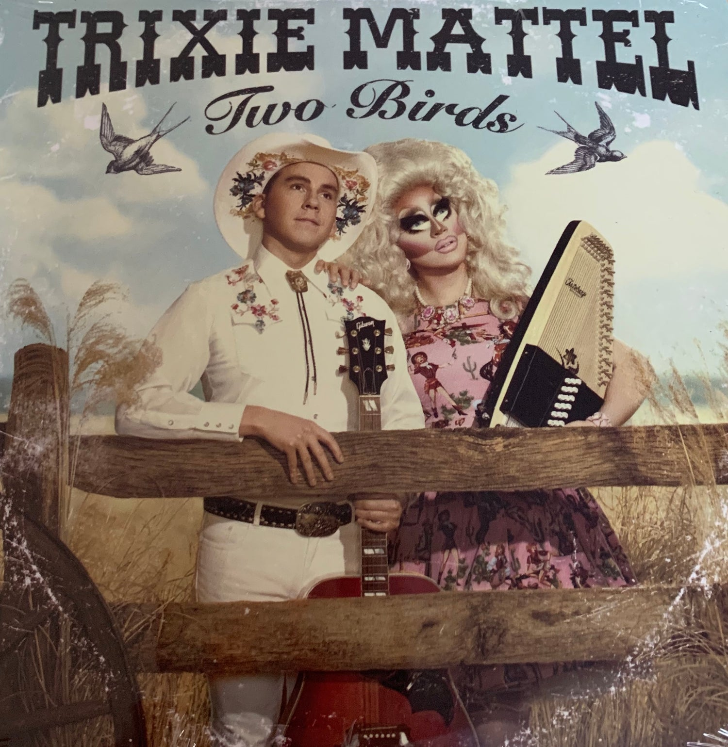 Image of Trixie Mattel Two Birds CD