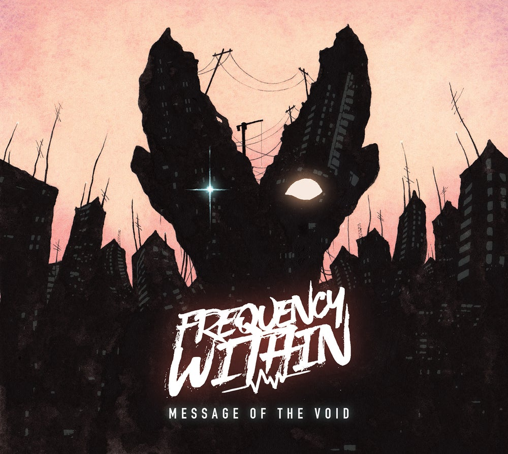 Image of Frequency Within / Message Of The Void / EP : CD Digipak