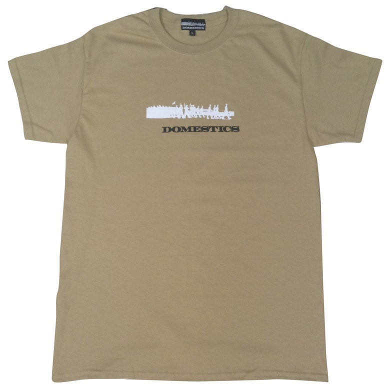 Image of DOMEstics. Soldiers Two Tone (Khaki)