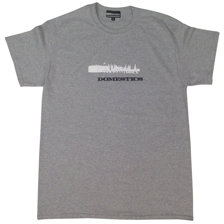 Image of DOMEstics. Soldiers Two Tone (Heather Grey)