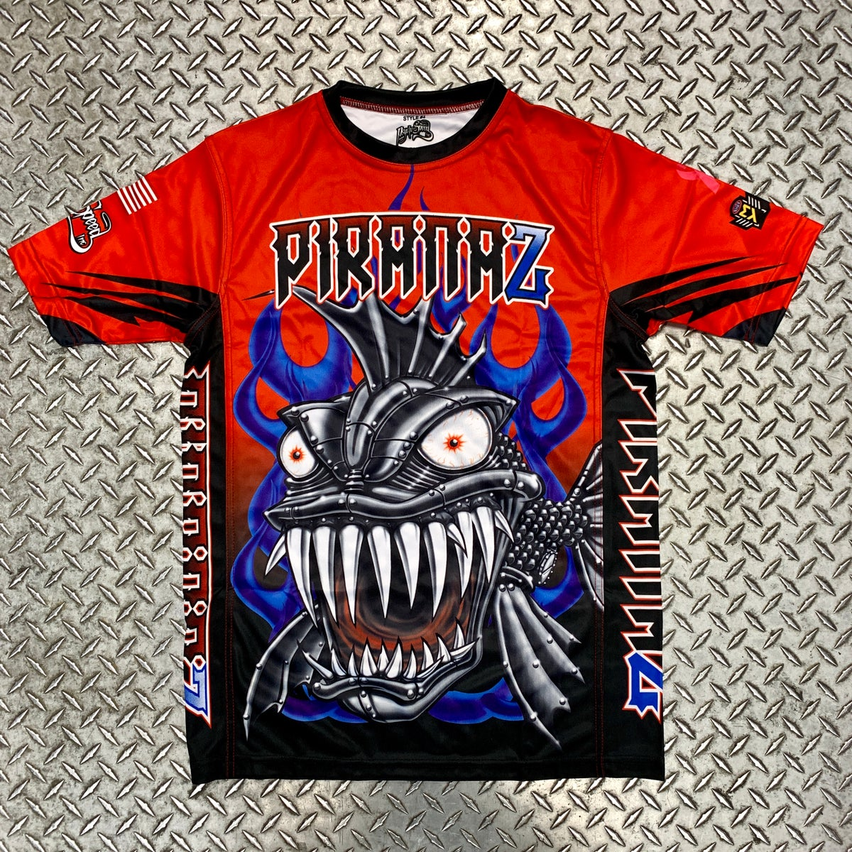 Image of 2019 PIRANAZ RACING TEAM SHIRT