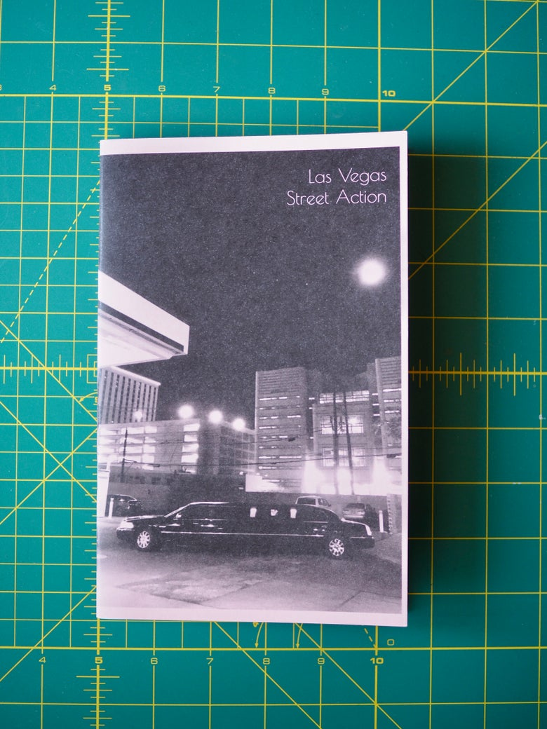 Image of Las Vegas Street Action Zine, Volume 1