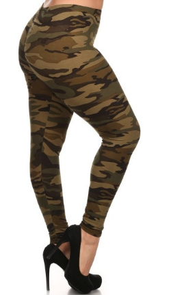 Image of Soldier Girl -Camouflage
