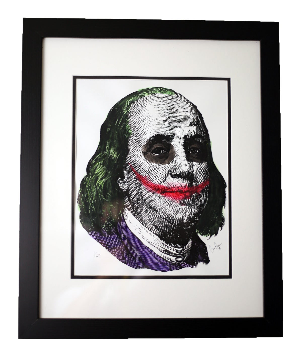 Image of Why So Serious? *Limited Edition of 20*