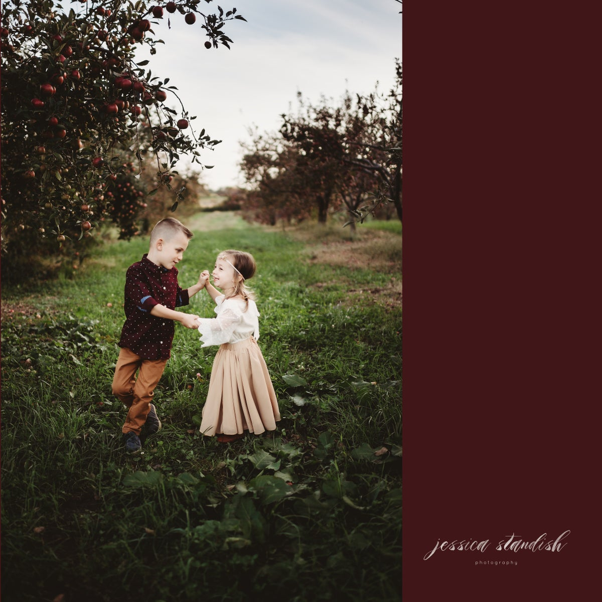 Image of --CURRENT CLIENT EXCLUSIVE -- Braces Orchard Family Mini-Sessions | October 13th