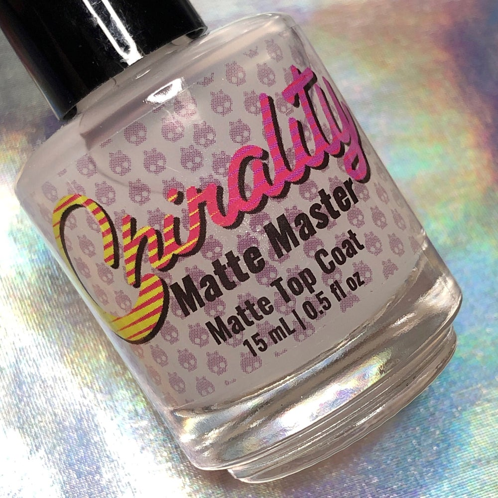Image of Matte Master - Matte Top Coat