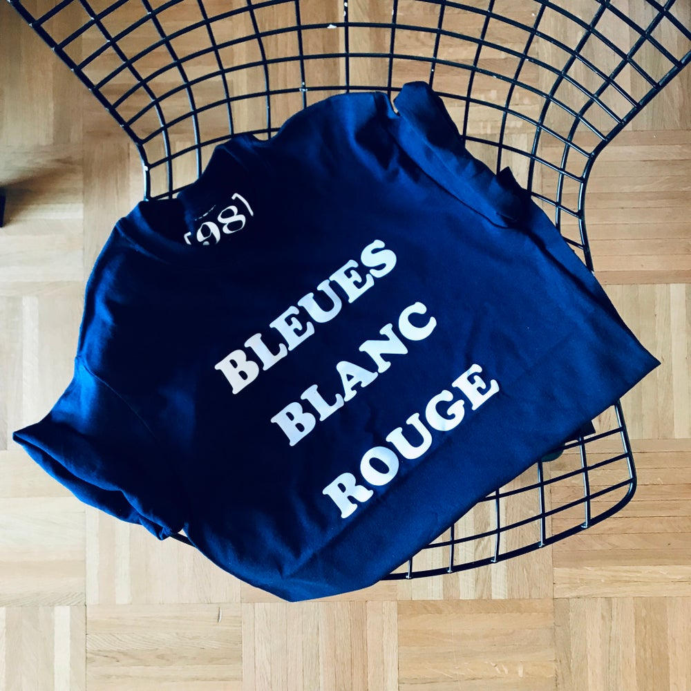 Image of BLEUES BLANC ROUGE