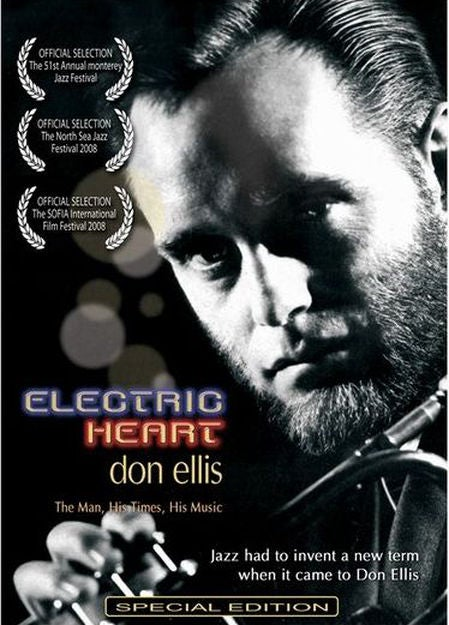 Image of Don Ellis Electric Heart DVD