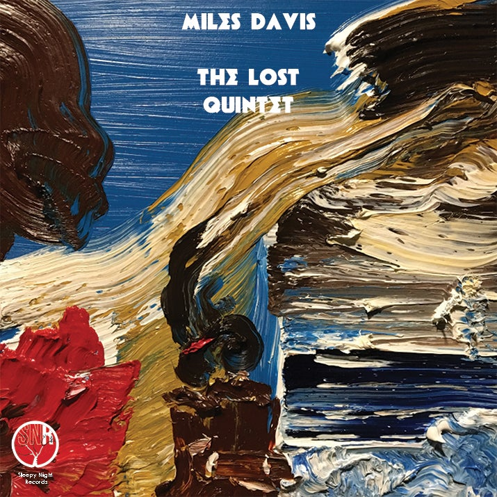Image of Miles Davis The Lost Quintet CD