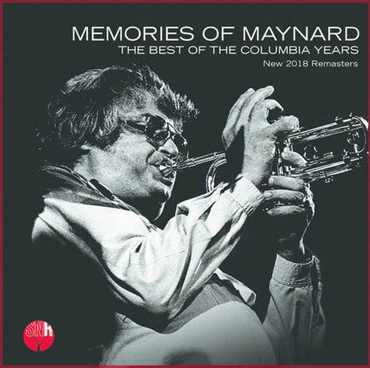 Image of Memories Of Maynard The Best Of The Columbia Years