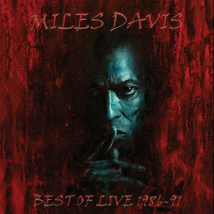 Image of Miles Davis Best Of Live 1986-91