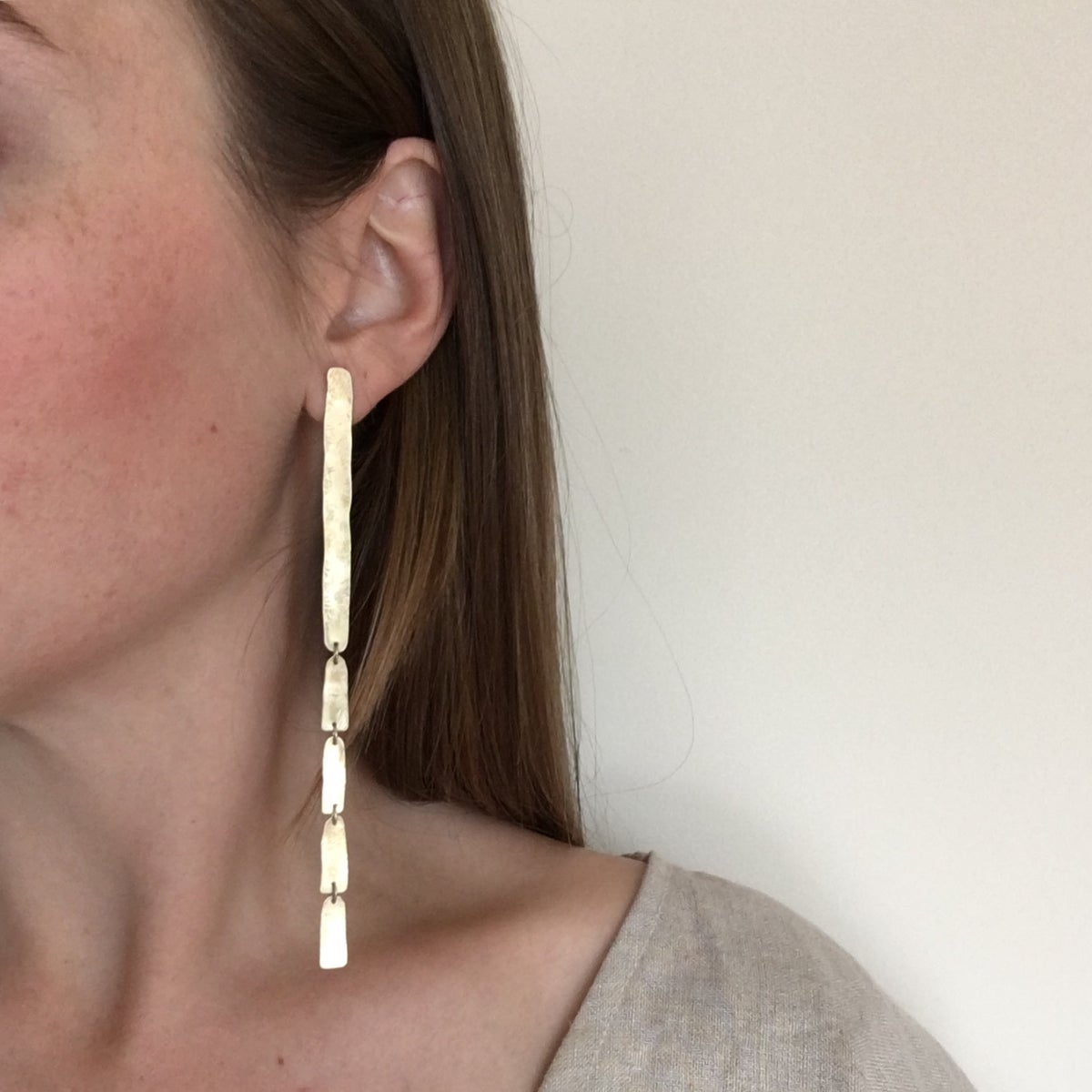 Image of summer solstice earring