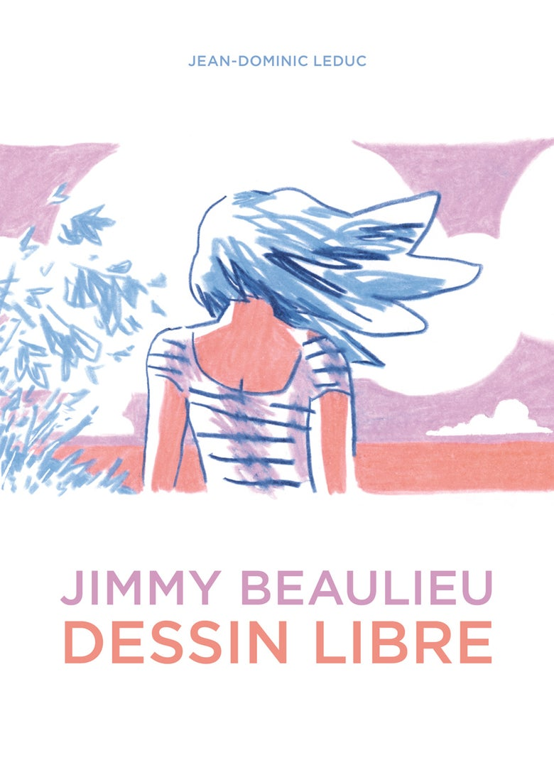 Image of Jimmy Beaulieu — Dessin libre