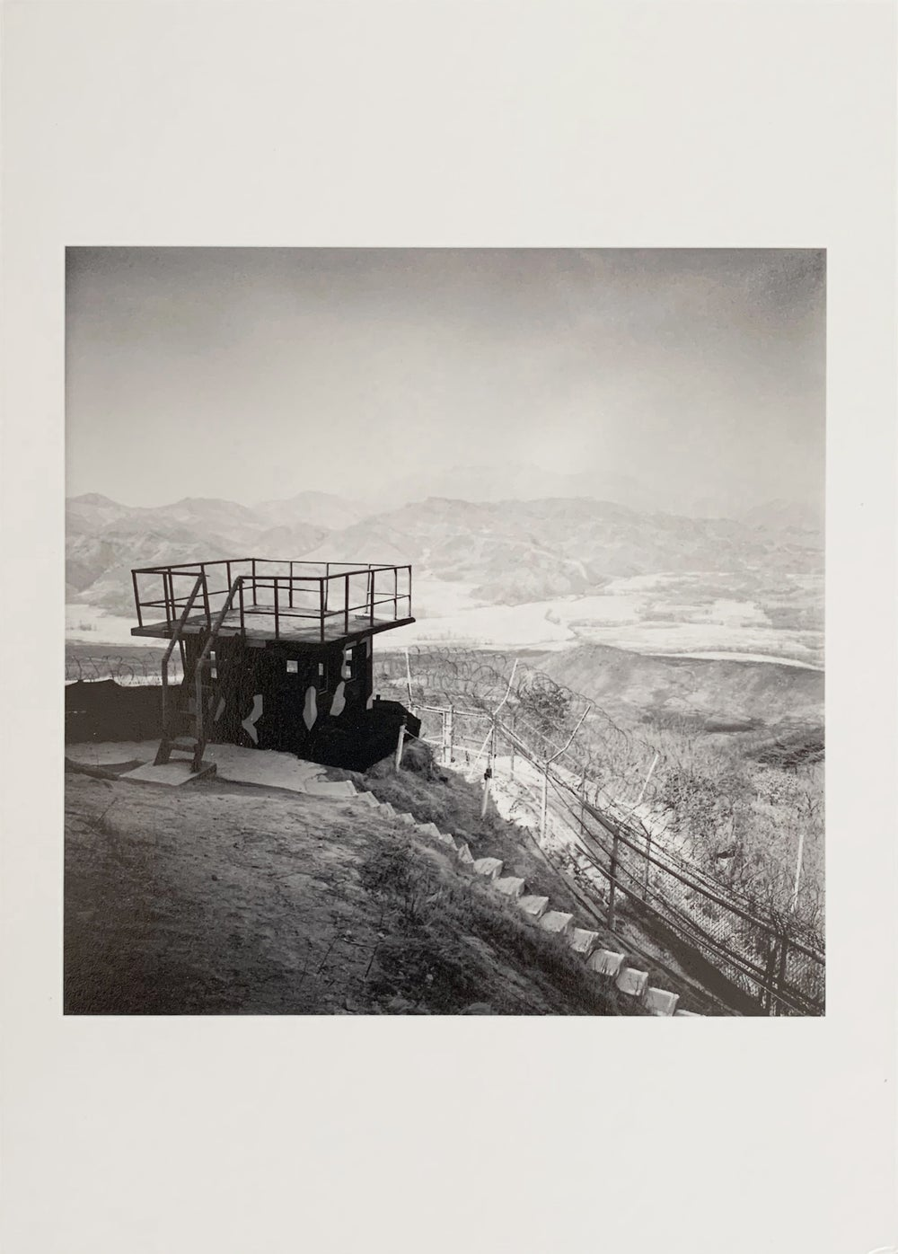 Michael KENNA - DMZ, The 38th Parallel, Korea