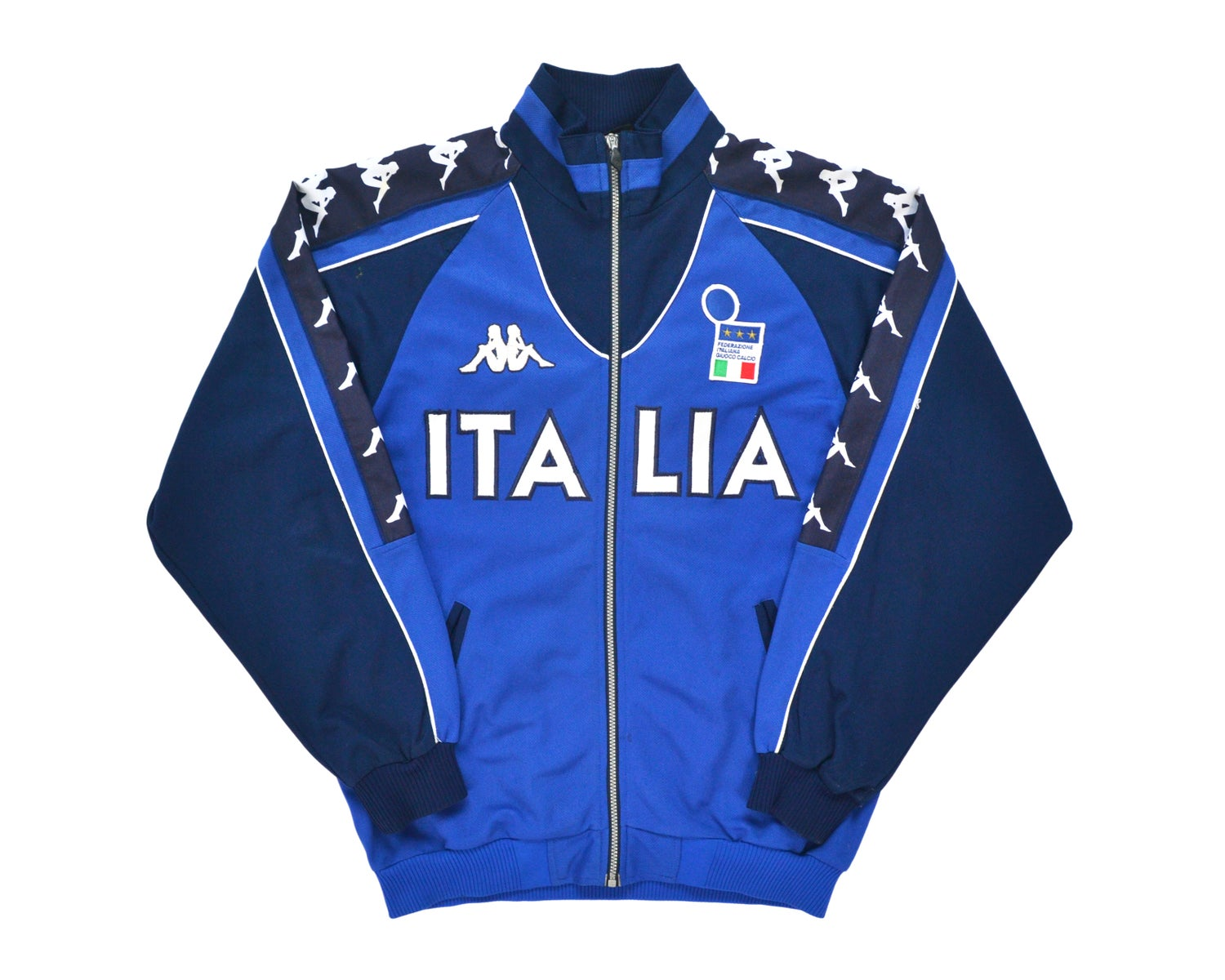 Image of 2000-01 Kappa Italy Track Top XL
