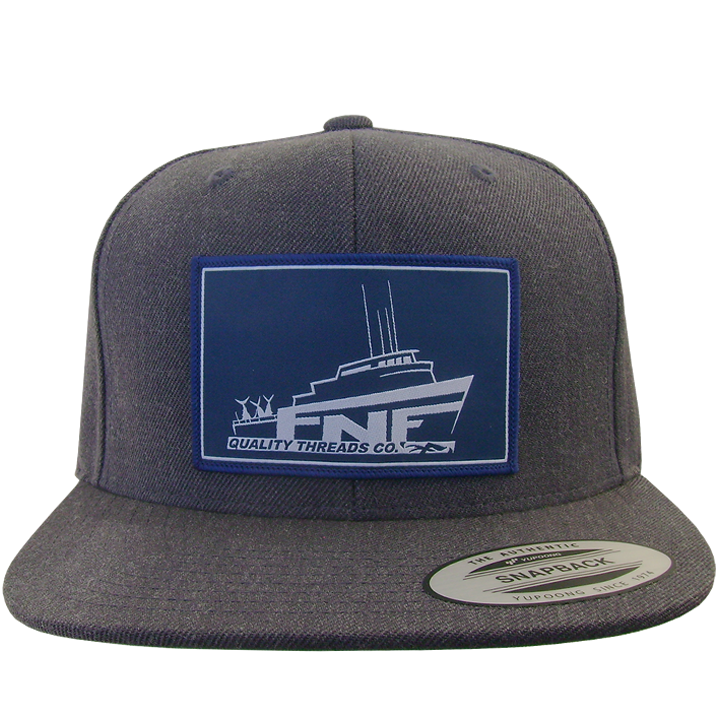 Image of Sea Bound Snap Back (carbon)