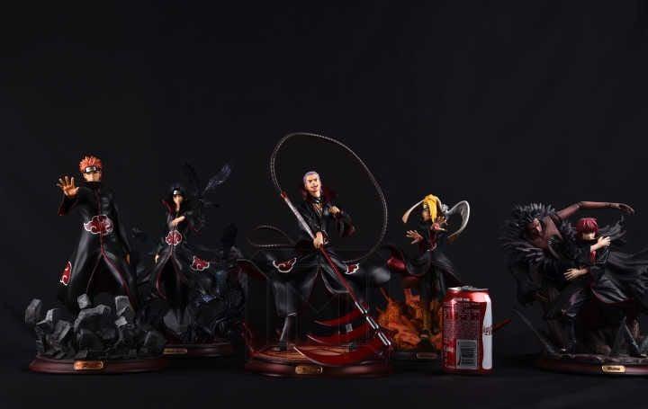 Image of [In-Stock]Naruto Model Palace Studio Hidan Resin Statue