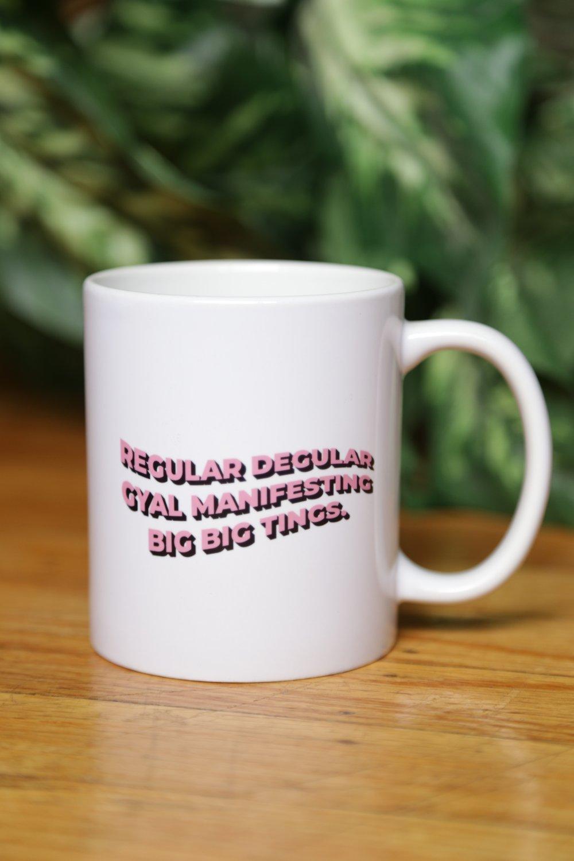 "Image of ""Regular Degular"" Mug"