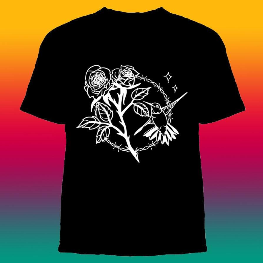 Image of Black Spirit/Flesh T shirt
