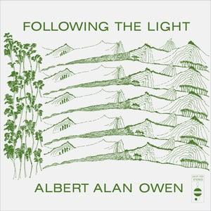 Image of Albert Alan Owen - Following The Light <p><s>€25.00</s></p>