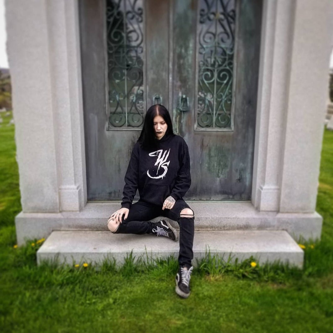 Image of Within Shadows Pullover Hoodie