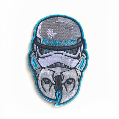Image of Wu Trooper patch