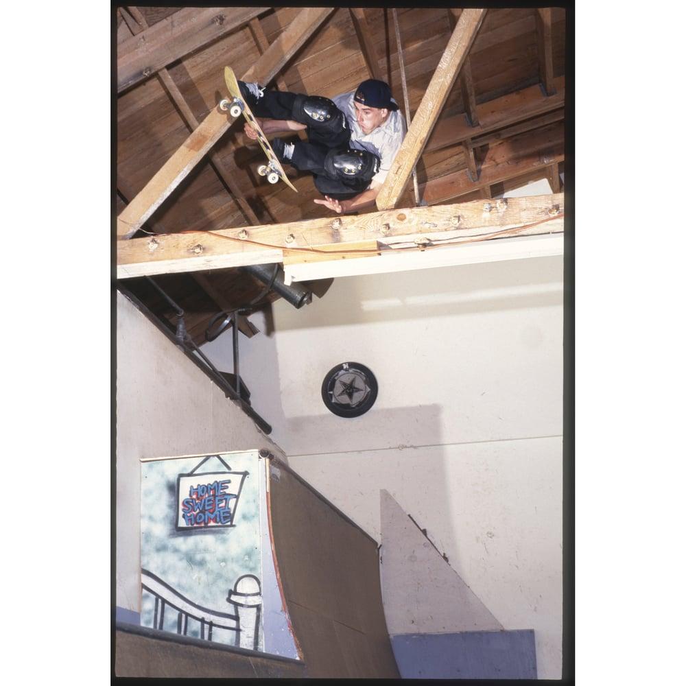 Image of John Cardiel, Oakland 1996