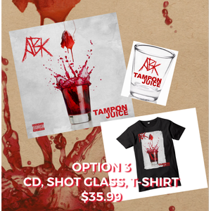 "Image of *PRE-ORDER* ""TAMPON JUICE"" OPTION 3"