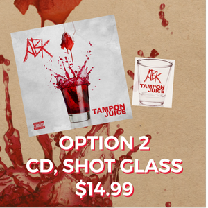 "Image of *PRE-ORDER* ""TAMPON JUICE""- OPTION 2"