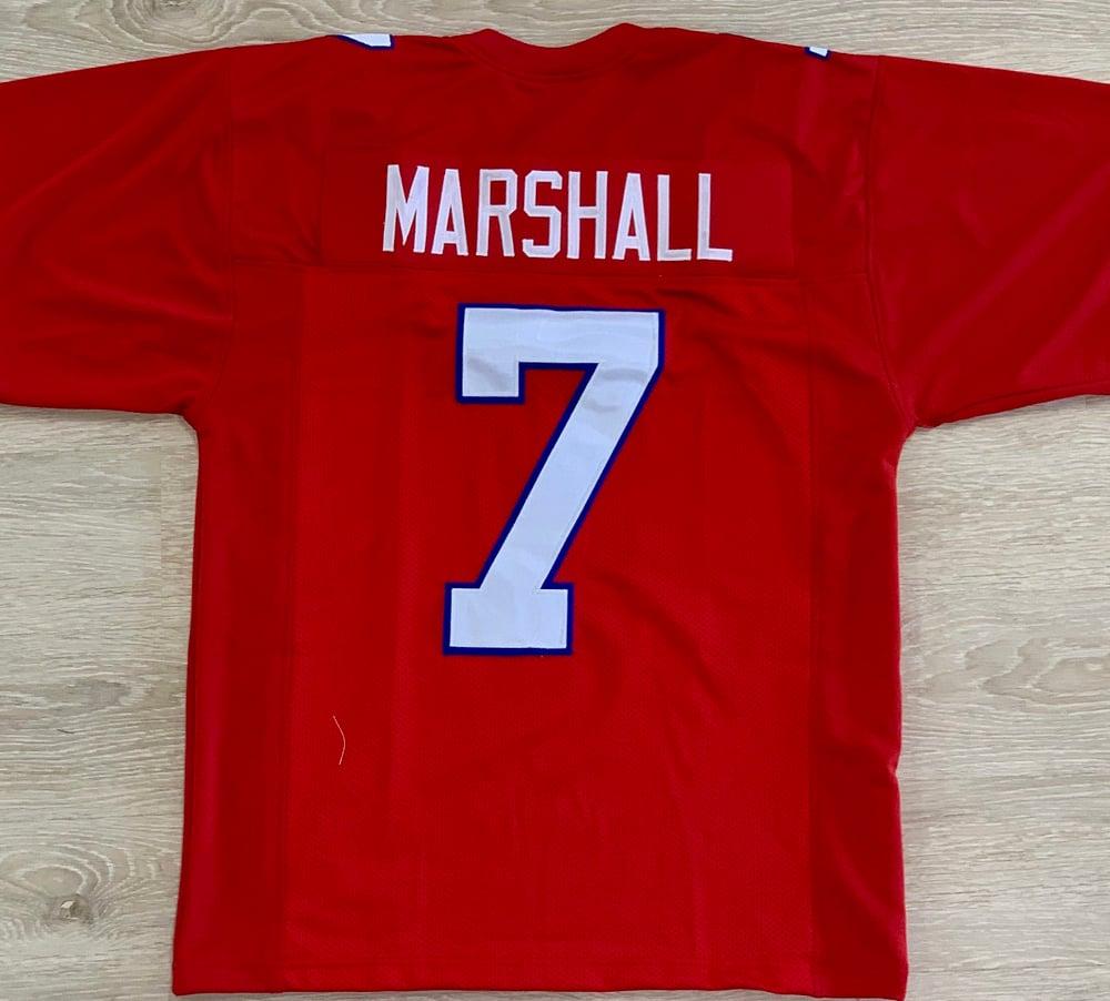 "Image of Quavious ""Quavo"" Marshall Berkmar High School Football Jersey"