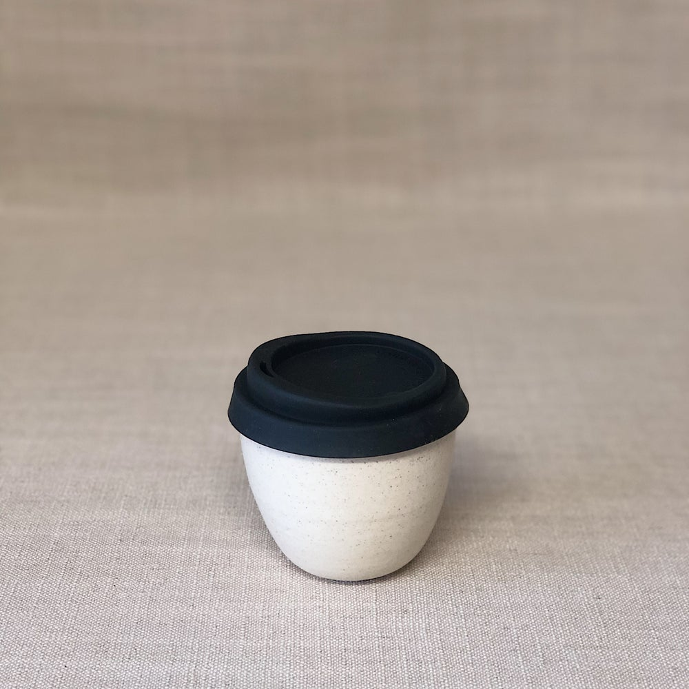 Image of ZEN CREAM SMALL TRAVEL CUP