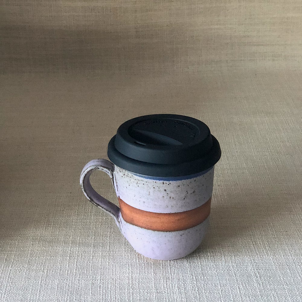 Image of DUSK Purple TRAVEL MUG