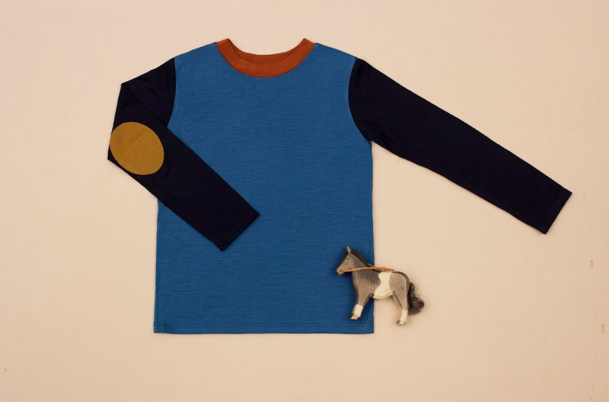 Image of Rudi Merino Longsleeve top