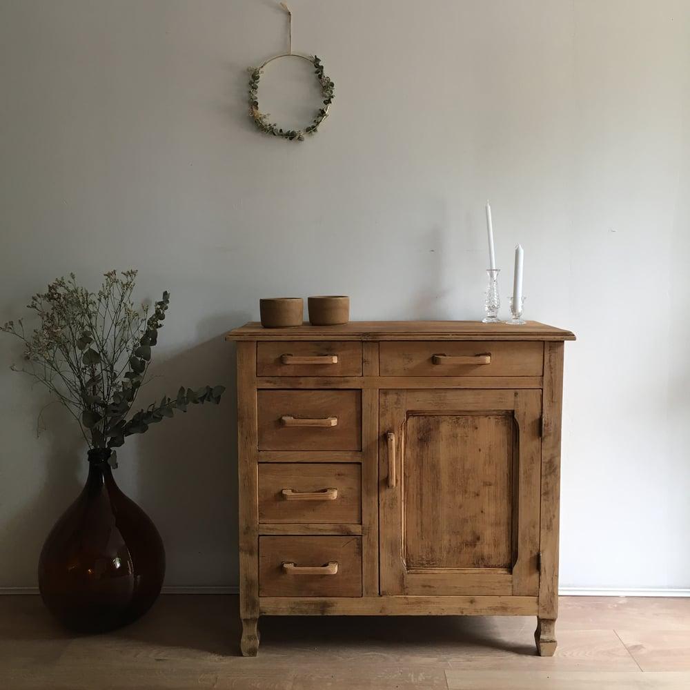 Image of Valentin, meuble bas