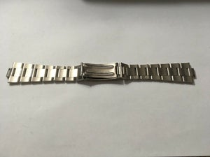 Image of OMEGA STAINLESS STEEL MENS WATCH STRAP,SEAMASTER,GENEVA,NEW,10MM