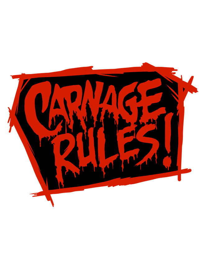Image of Carnage Rules by Clay Graham