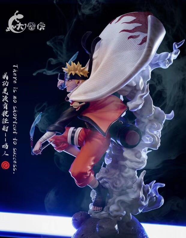Image of [Pre-Order] Naruto Gekco Stuido Naruto Uzumaki Resin Statue