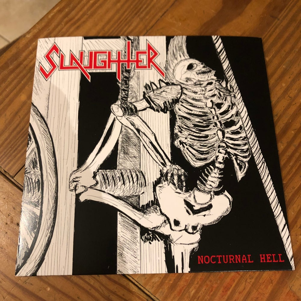 Image of SLAUGHTER - Nocturnal Hell EP