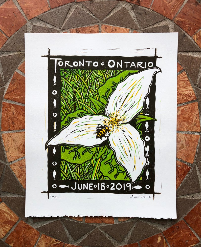 Image of Toronto prints