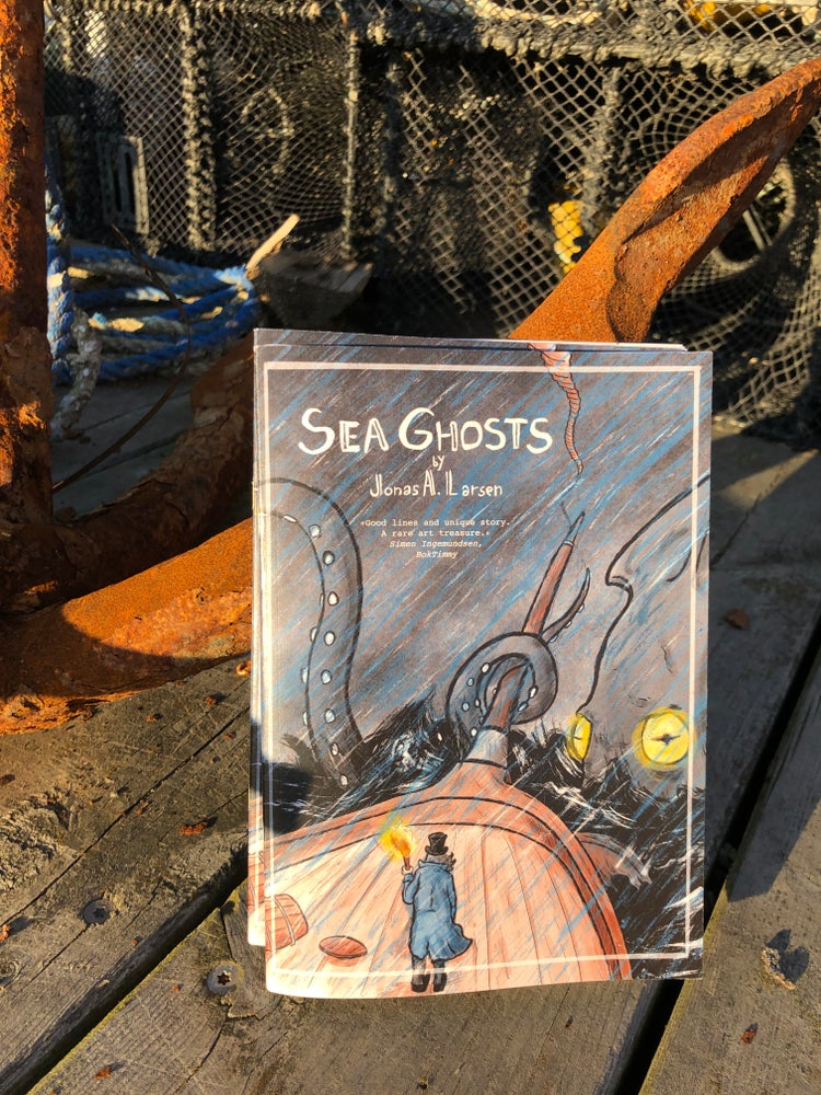 Image of Sea Ghosts