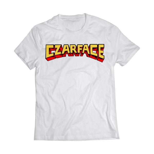 Image of CZARFACE RINGSIDE TEE